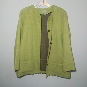 """Sigrid Olsen Sport """"Jacket"""" Size 10"""